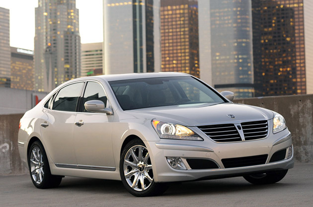 Hyundai Equus